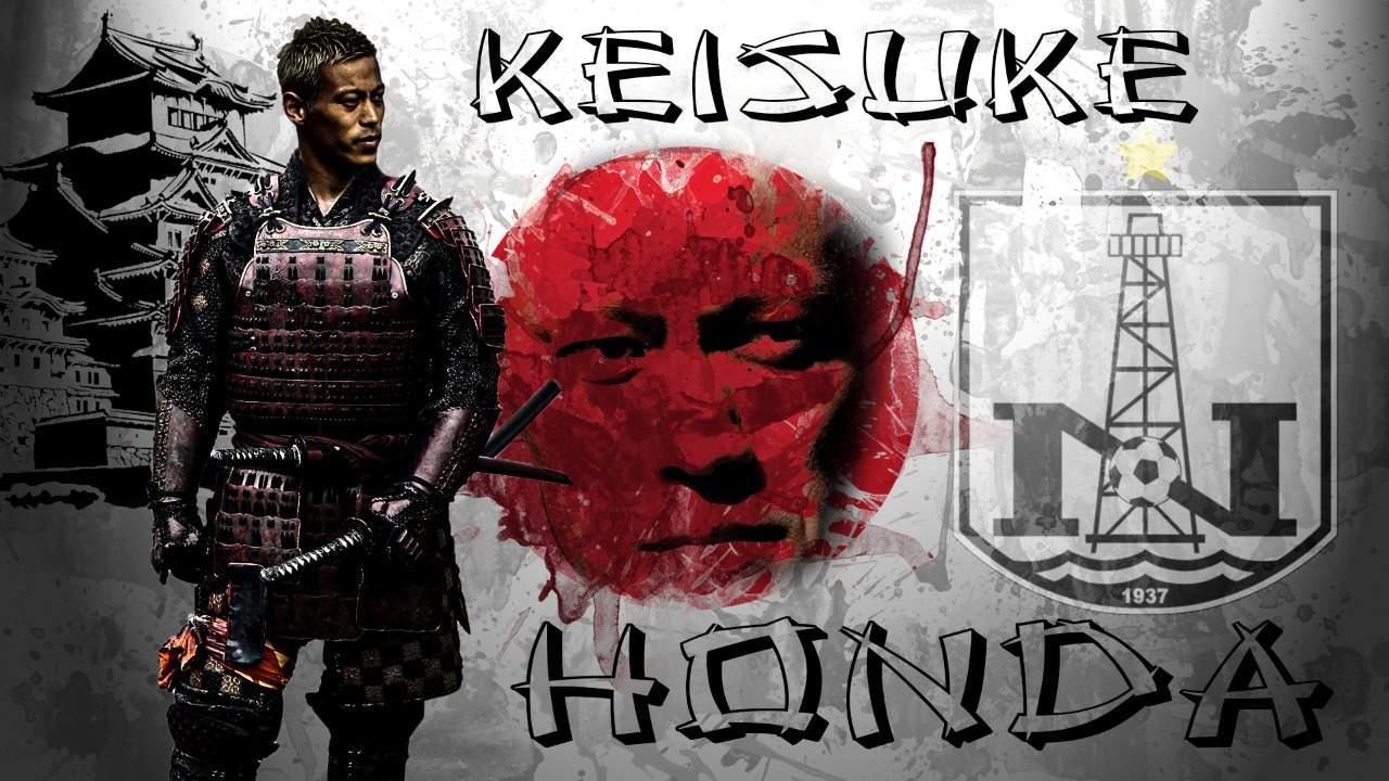 "Keysuke Honda ""Neftçi""də -"